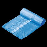 Abfallsäcke ( 0,32€/Stk) extra stark in blau - 120 Liter - 25 STK